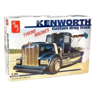 AMT AMT 1157 1/25 Bandag Bandit Kenworth Drag Trk Tyrone Malone MODEL KIT