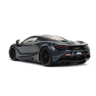 "JADA TOYS JAD 30754 Jada 1/24 ""Fast & Furious"" Shaw's McLaren 720S die cast"