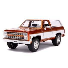 "JADA TOYS JAD 31591 Jada 1/24 ""Just Trucks"" 1980 Chevy K5 Blazer Stock - Copper"