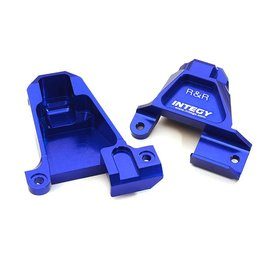 INTEGY INT C27977BLUE BILLET MACHINED REAR SHOCK TOWER TRAXXAS TRX4 BLUE ALUMINUM