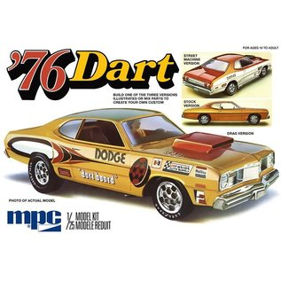 MPC MPC 925 1/25 1976 Dodge Dart Sport MODEL KIT