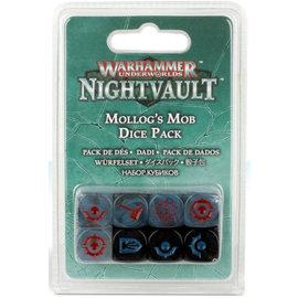 GAMES WORKSHOP WAR 99220709005 NIGHTVAULT MOLLOG'S MOB DICE PACK