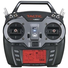 TACTIC TTX J2850 TTX850 TRANSMITTER AND 8 CHANNEL RX