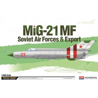 Academy/Model Rectifier Corp. ACA 12311 1/48 MiG-21MF Soviet Air Force and Export Ltd. Ed.