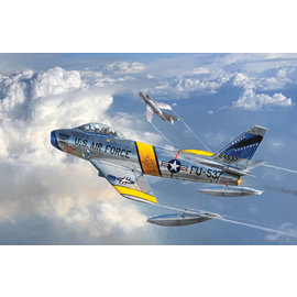 ITALERI ITA 1426 F86F SABRE 1/72 MODEL KIT