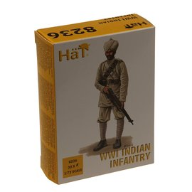 HAT 8236 WW1 INDIAN INFANTRY 1/72