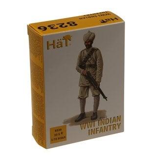 HAT 8236 WW1 INDIAN INFANTRY 1/72