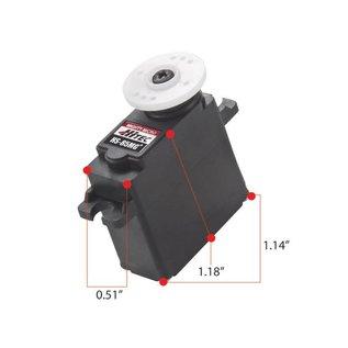 Hitec RCD HS-85MG MG Micro BB HS/HT Universal