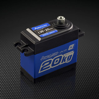 PHD PHD LW20MG Power HD LW-20MG Digital Waterproof Servo 20KG 0.16sec@6.0V