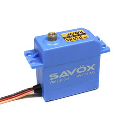 Savox SAV SW0231MG WATERPROOF STD DIGITAL SERVO .15/208