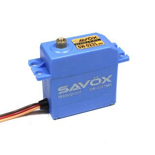 Savox SAV SW0231MG WATERPROOF STD DIGITAL SERVO .15/208