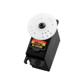 Hitec RCD HRC 35245S HS-5245MG Mighty Mini Metal Gear Digital Ball Bearing Servo .12sec/76oz @6.0v