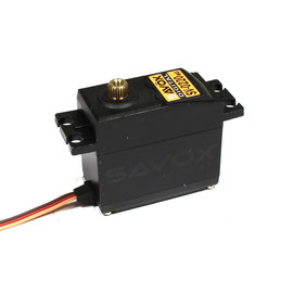 Savox SAV SV0220MG High Voltage Standard Digital Servo 0.13sec / 111.1oz @ 7.4V