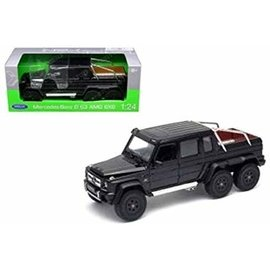 WELLY WEL 24061WBK MERCEDES 6X6 1/24 DIECAST