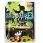JOHNNY LIGHTNING JLC P7204 ECTO 1A DIRTY VERSION 1/64 SCALE