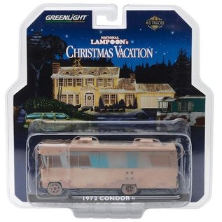 GREENLIGHT COLLECTABLES GLC 33100A LAMPOONS VACATION 72 CONDOR 1/64