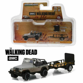 GREENLIGHT COLLECTABLES GLC 32080B WALKING DEAD MICHONNES JEEP 1/64