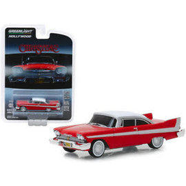 GREENLIGHT COLLECTABLES GLC 44840B HOLLYWOOD SERIES 24 1/64 EVIL CHRISTINE 1958 FURY