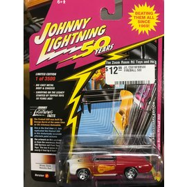 JOHNNY LIGHTNING J/L CG018FBB500 GEORGE BARRIS FIREBALL 500 LIMITED EDITION 1 OF 3500