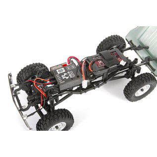 AXIAL RACING AXI 00001T2 SCX24 1967 CHEVY C10 READY TO RUN CRAWLER SILVER