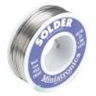MNT 1064004 Rosin Core Solder 60/40, 4oz roll
