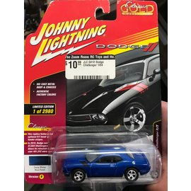 JOHNNY LIGHTNING JLC G012 Dodge Challenger R/T 2010 1/64