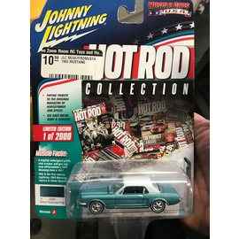 JOHNNY LIGHTNING JLC MC007FRDMUSTA 1966 FORD MUSTANG 1/64