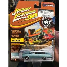 JOHNNY LIGHTNING JLC M020GTX 1967 PLYMOUTH GTX CONVERTABLE 1/64