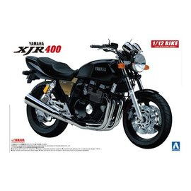 AOSHIMA AOS 41796 YAMAHA XJR400 MODEL KIT 1/12