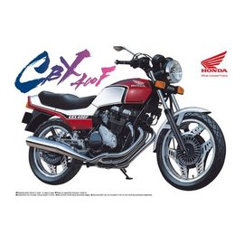 AOSHIMA AOS 41642 HONDA CBX400F MODEL KIT 1/12