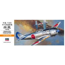 HASEGAWA HSG 00134 1/72 Nakajima Ki84 Hayate (Frank)