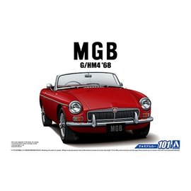 AOSHIMA AOS 56851 MGB G/HM4 '68 MODEL KIT
