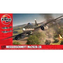 AIRFIX AIR 03090 MESSERSCHMITT ME262A 2A 1/72 MODEL KIT