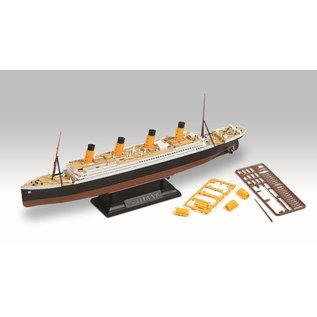 Academy/Model Rectifier Corp. ACA 14214 1/700 RMS Titanic model kit