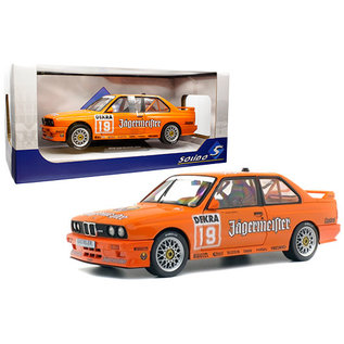SOLIDO SOL S1801504 BMW E30 DTM JAGERMIESTER 1/18 DIECAST