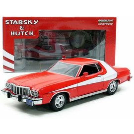 GREENLIGHT COLLECTABLES GLC 84042 1976 FORD GRAN TORINO STARSKY AND HUTCH 1/24 DIECAST