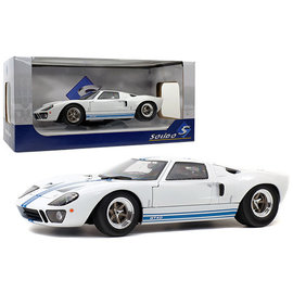 SOLIDO SOL S1803002 1968 FORD GT40 MK1 WIDEBODY 1/18 DIECAST