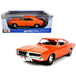 MAISTO MAI 31387OR DODGE CHARGER R/T 1969 DIE CAST 1/18 (slight box damage at rear)