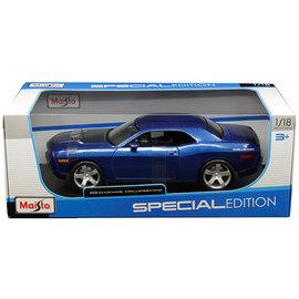 MAISTO MAI 31396BL 2006 Dodge Challenger CONCEPT 1/18 DIECAST