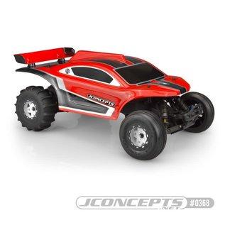 JCO 03686 BAJR V2 - Sand Rail, Slash 2wd/4x4 Clear body