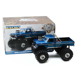 GREENLIGHT COLLECTABLES GLC 13541 BIGFOOT WITH 66 INCH TIRES 1/18 DIECAST COLLECTABLE