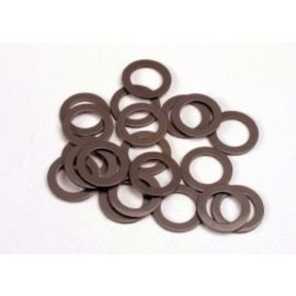 TRAXXAS TRA 1985 PTFE-coated washers, 5x8x0.5mm (20) (use with ball bearings)