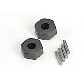 TRAXXAS TRA 1654 WHEEL HEXES AND PINS