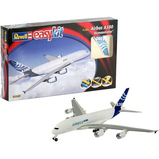 REVELL GERMANY REV 06640 1/288 AIRBUS A380 DREAMLINER SNAP KIT