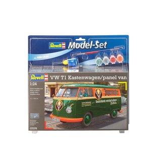 REVELL GERMANY REV 67076 VW T1 CASTENWAGEN 1/24 COMPLETE SET