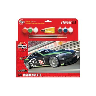 AIRFIX AIR A55306 JAGUAR XKR GT3 STARTER SET 1/32