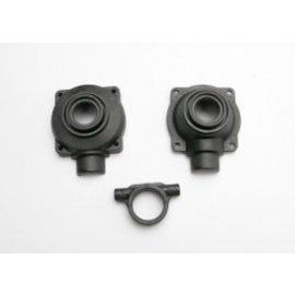 TRAXXAS TRA 3979 Housings, differential (left & right)/ pinion collar (1) TMAXX