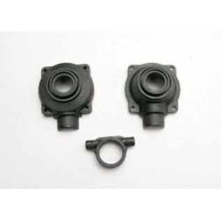 TRAXXAS TRA 3979 Housings, differential (left & right)/ pinion collar (1) TMAXX