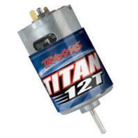 TRAXXAS TRA 3785 TITAN 12T 550 ELECTRIC MOTOR RUSTLER STAMPEDE SLASH 2WD