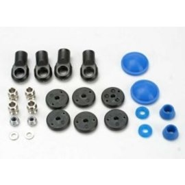 TRAXXAS TRA 5462  Rebuild kit, GTR shock (x-rings, bump stops, bladders, all pistons, piston nuts, shock rod ends) renews 2 shocks REVO SUMMIT E-REVO